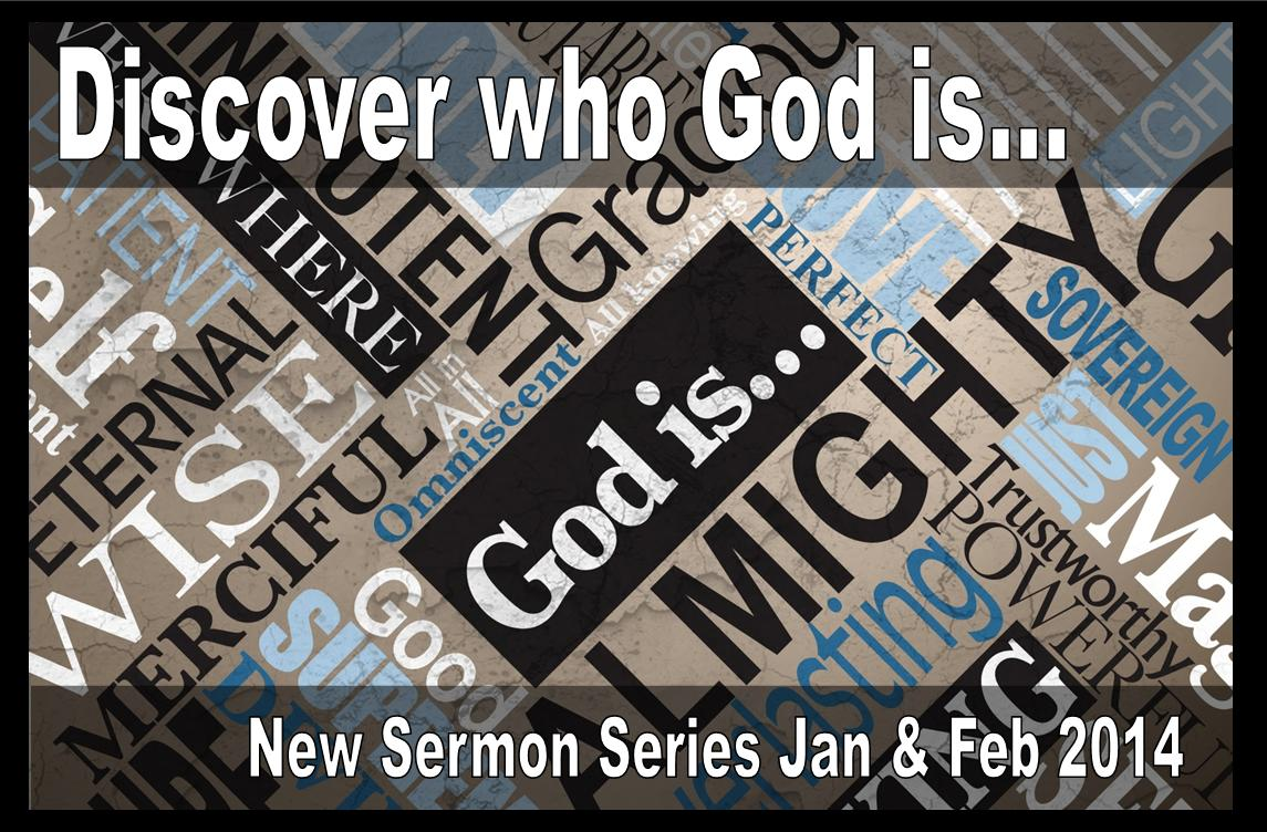 Discover Who God Is